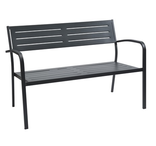 Metalna sofa Dorian - dvosed  - 3518
